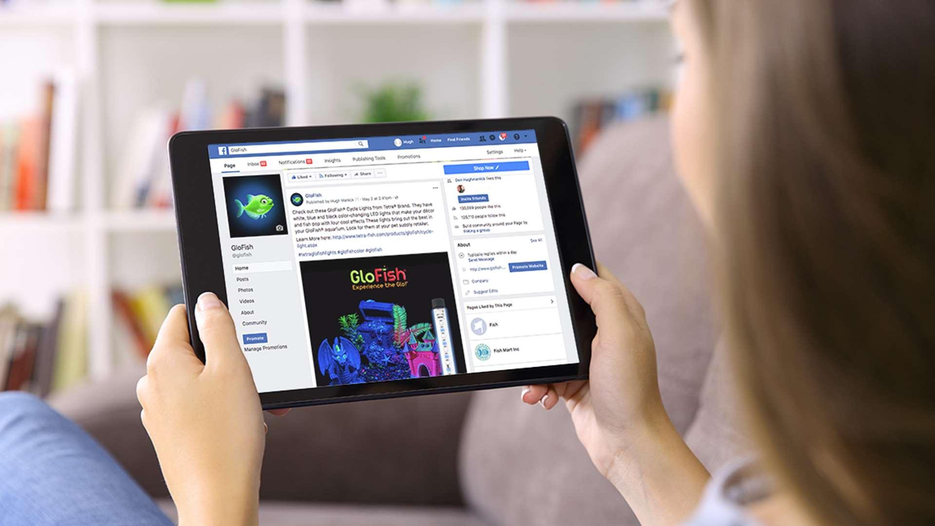 Case Study – Spectrum Brands, Aquatics Social Media Content